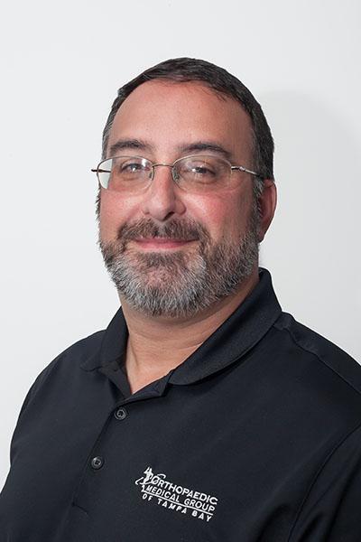 Bill Romaniello, ATC, LAT - Orthopaedic Medical Group of Tampa Bay