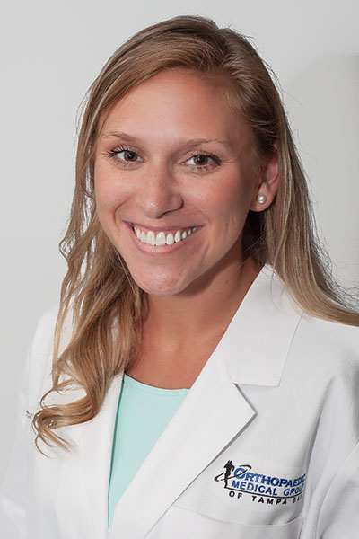 Kelsey Waltz, PA-C - Orthopaedic Medical Group of Tampa Bay