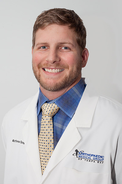 Matthew Smith, PA-C - Orthopaedic Medical Group of Tampa Bay