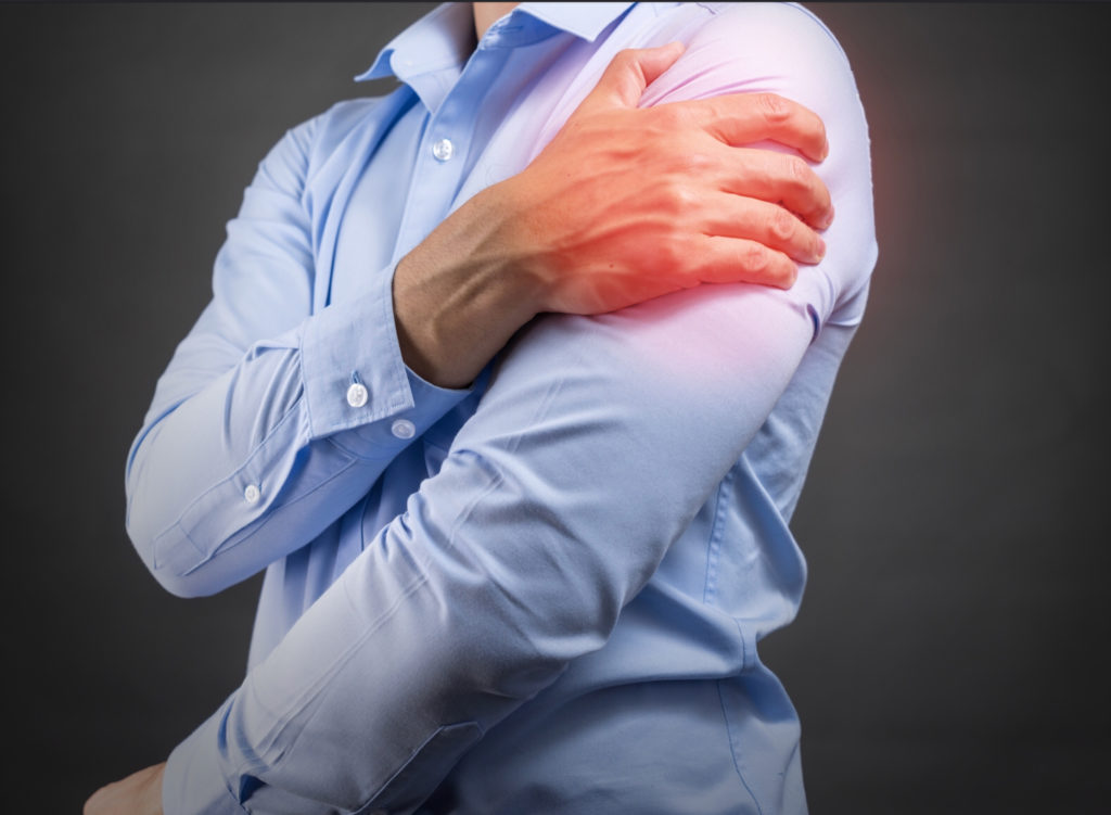 SLAP Tears are a common type of shoulder injury