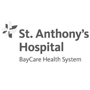 St. Anthony's Hospital BayCare Logo