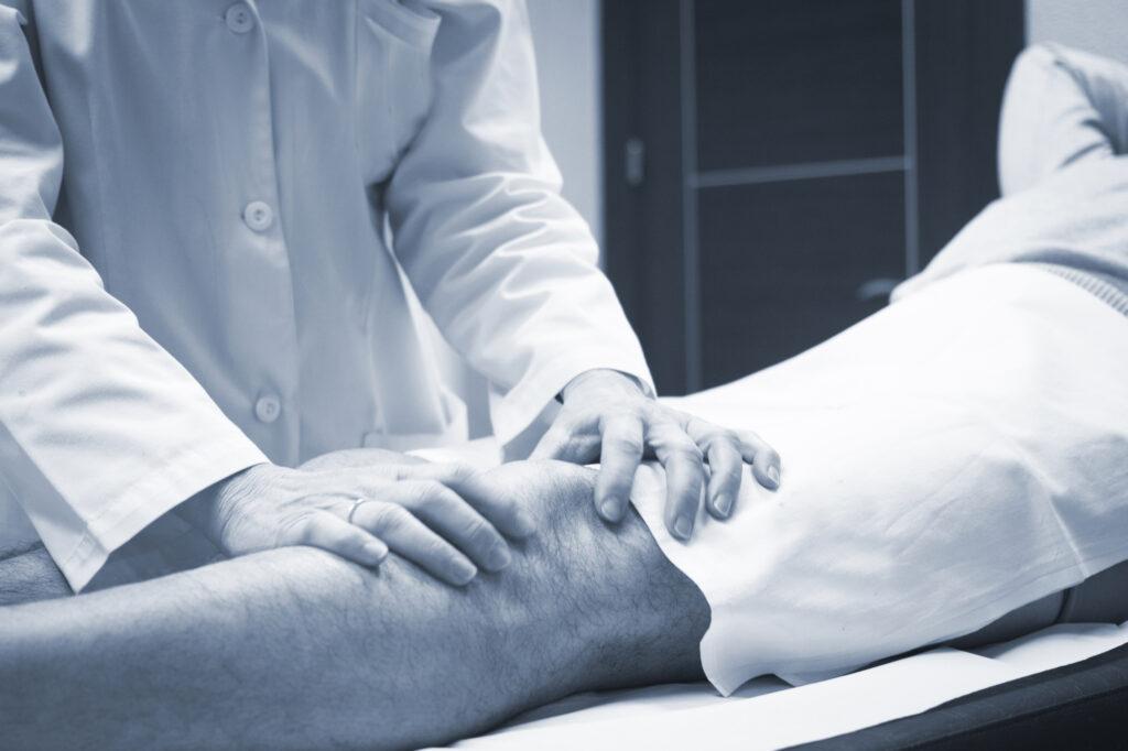Orthopaedic Knee Exam