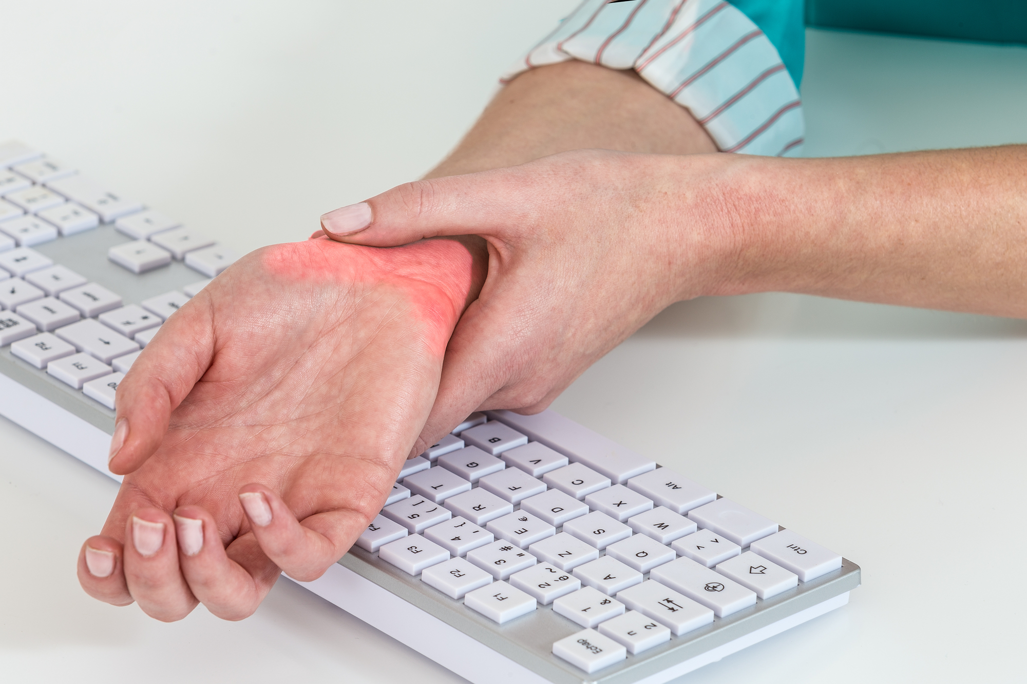 Repetitive hand use and hand positioning in extreme flexion or extension are the most common causes of carpal tunnel syndrome